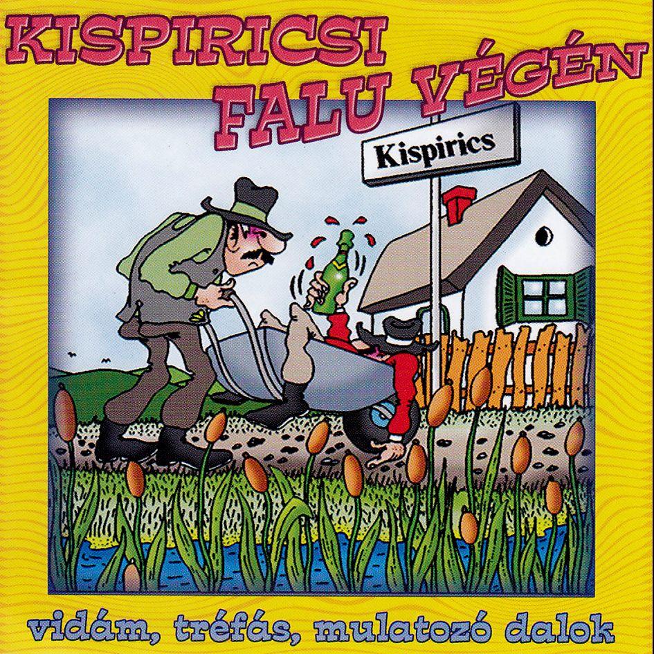 Kispiricsi falu végén CD