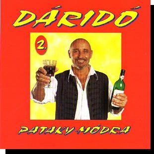 Pataky dáridó 2. (CD)