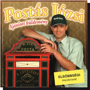 Postás Józsi: Ajánlott küldemény 2009 CD