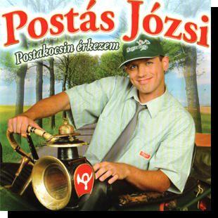 Postás Józsi: Postakocsin érkezem CD