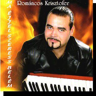 Románcos Krisztofer: Ma éjjel szeress belém CD