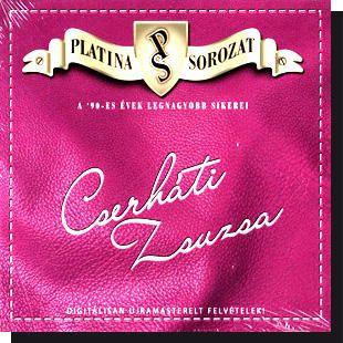 Cserháti Zsuzsa: Platina sorozat CD