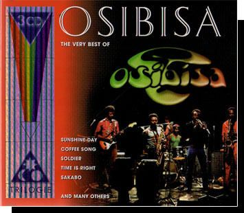 Osibisa: The very best of... 3 CD