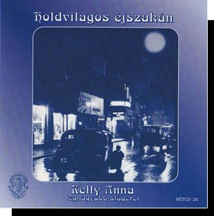 Kelly Anna: Holdvilágos éjszakán CD