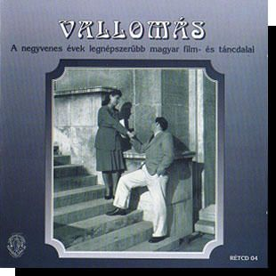 Vallomás (CD)