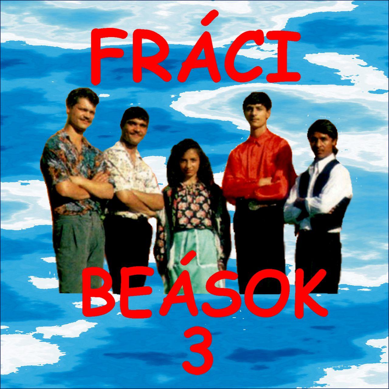 Beások 3. Fráci (CD)