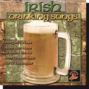 Irish drinking songs (CD)