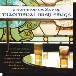 Traditional Irish songs (CD)