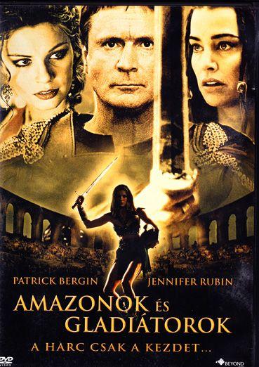 Amazonok és gladiátorok (DVD)