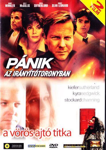 Pánik az irányítótoronyban (DVD)