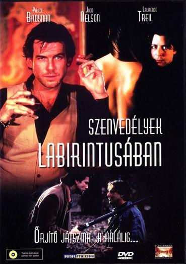 Szenvedélyek labirintusában (DVD)