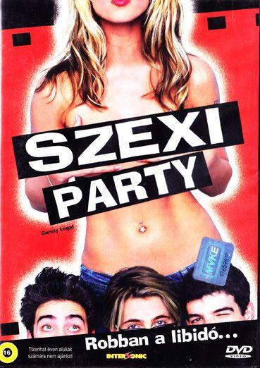 Szexi party (DVD)
