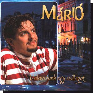 Márió: Válasszunk egy csillagot 2010 (CD)