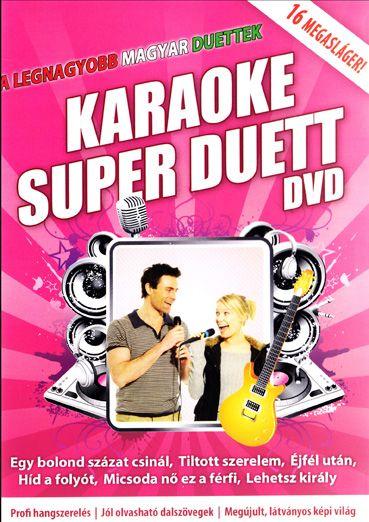 Karaoke Super Duett (DVD)