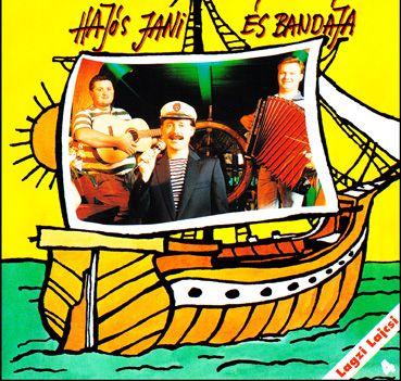 Lagzi Lajcsi: Hajós Jani és bandája (CD)