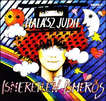 Halász Judit: Ismeretlen ismerős (CD)