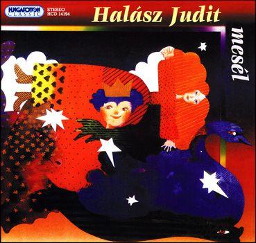 Halász Judit mesél (CD)