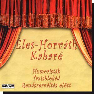 Éles-Horváth Kabaré CD