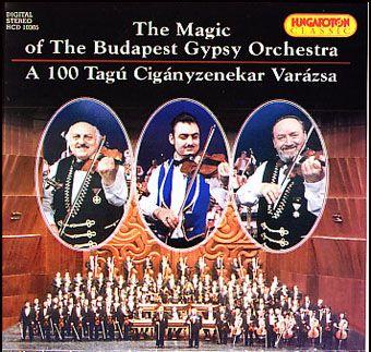 A 100 Tagú Cigányzenekar varázsa (CD)