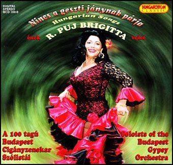 R. Puj Brigitta: Nincs a geszti jánynak párja (CD)