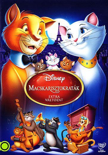 Macskarisztokraták (DVD)