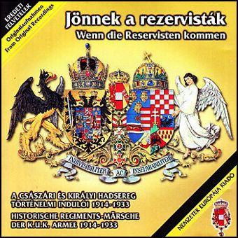 Jönnek a rezervisták (CD)
