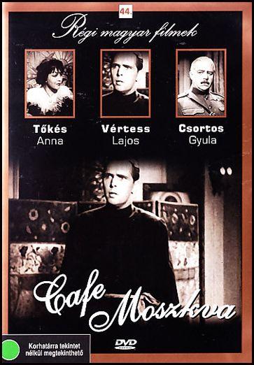 Cafe Moszkva (DVD)