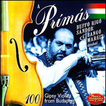 A Prímás - Buffó Rigó Sándor(CD)