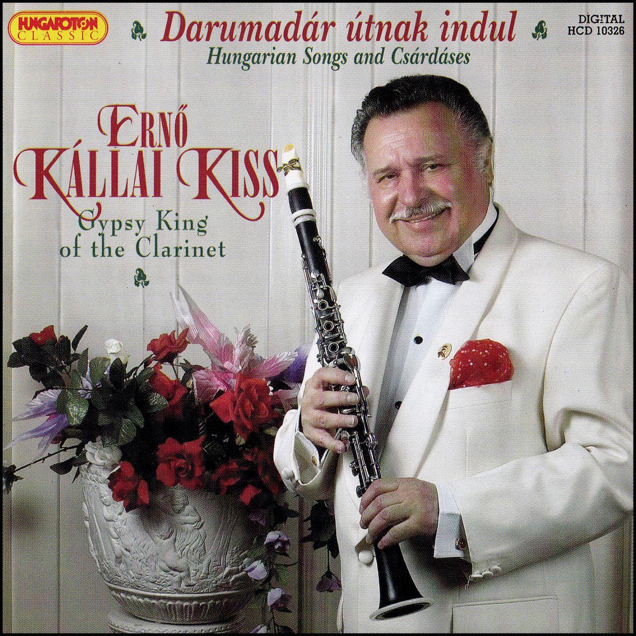 Kállai Kiss Ernő: Darumadár útnak indul (CD)