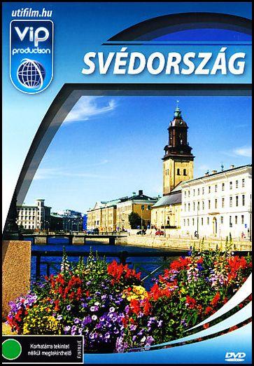 Svédország (DVD)