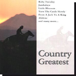 Country Greatest (CD)