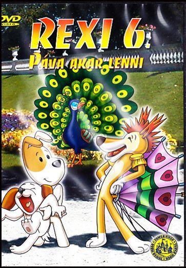 Rexi 6. - Rexi páva akar lenni (DVD)