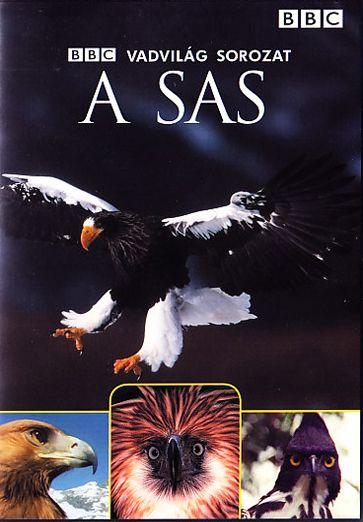 A sas - BBC Vadvilág sorozat (DVD)