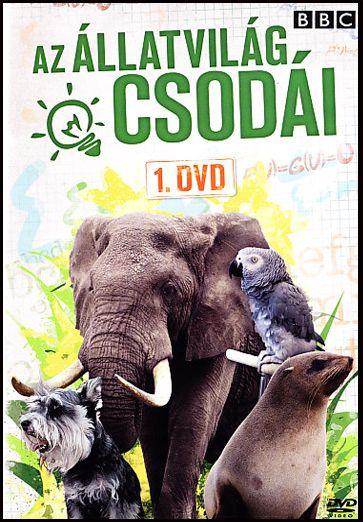 Az állatvilág csodái 1. (DVD)