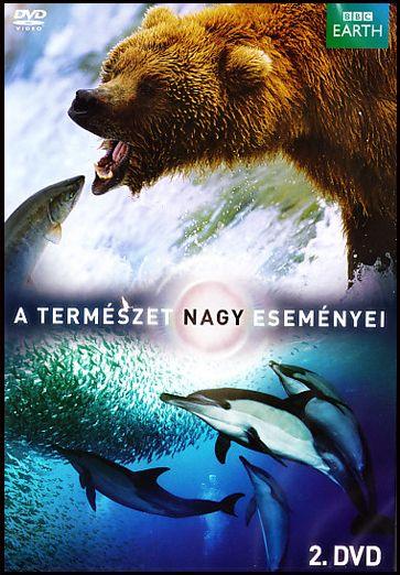 A természet nagy eseményei 2. (DVD)