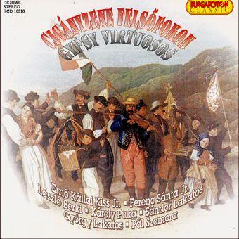 Cigányzene felsőfokon (CD)