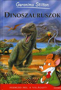 Dinoszauruszok (könyv)