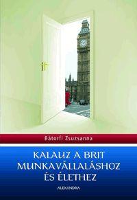 Kalauz a brit munkavállaláshoz és élethez (könyv)