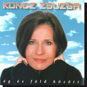 Koncz Zsuzsa: Ég és föld között (CD)