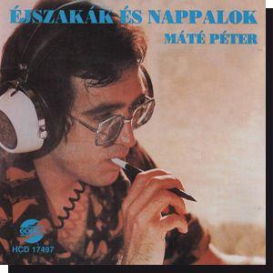 Máté Péter: Éjszakák és nappalok (CD)