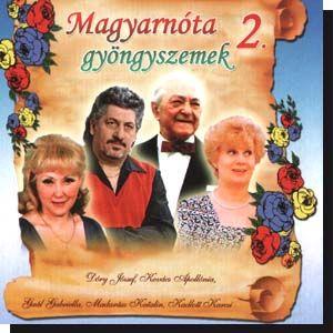Magyarnóta gyöngyszemek 2. (CD)