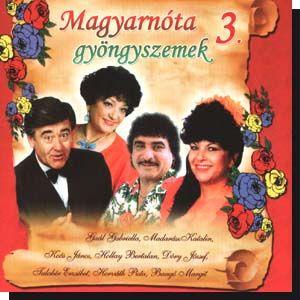 Magyarnóta gyöngyszemek 3. (CD)