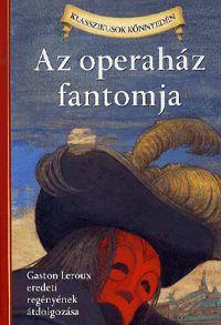 Az operaház fantomja (könyv)