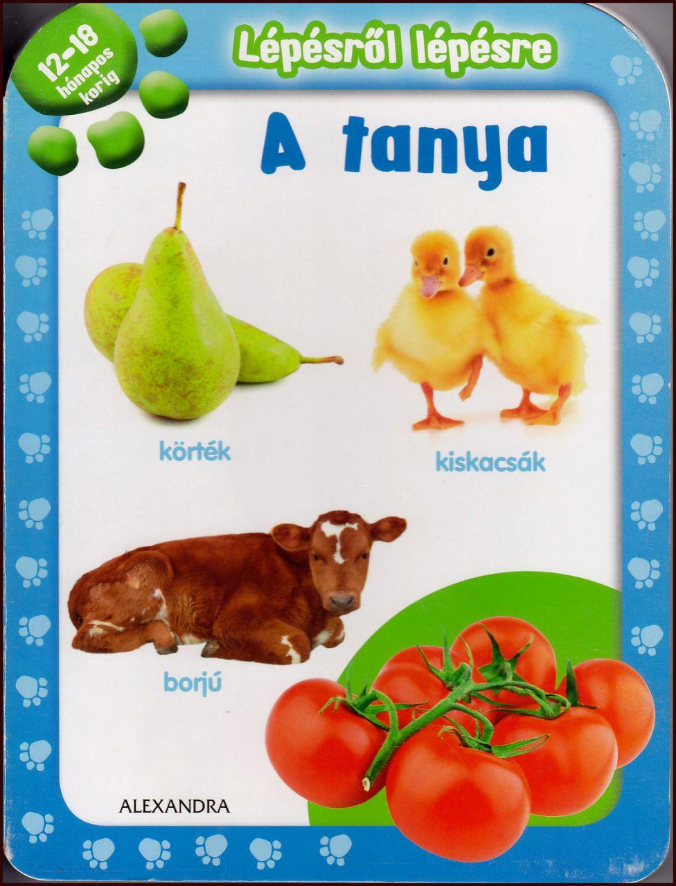 b32ed460c083 Lépésről lépésre: A tanya könyv - Dalnok Kiadó Zene- és DVD Áruház ...