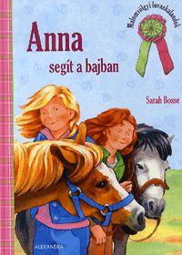 Anna segít a bajban (könyv)