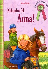 Kalandra fel, Anna! (könyv)