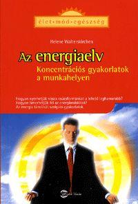 Az energiaelv (könyv)