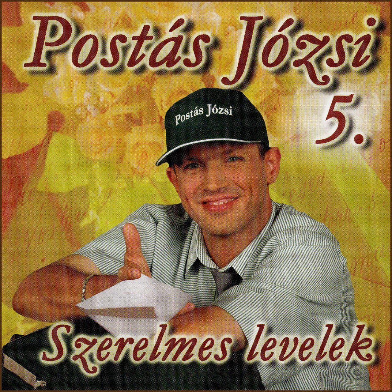Postás Józsi 5.: Szerelmes levelek (CD)