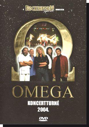 Omega: Koncertturné 2004 (DVD)