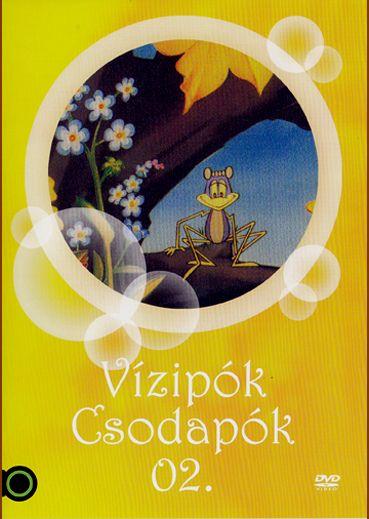 Vizipók Csodapók 2. (DVD)